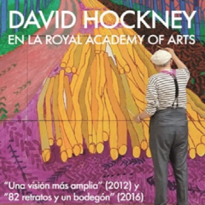 David Hockney en Cáceres