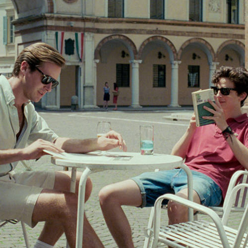 Call me by your name en Plasencia