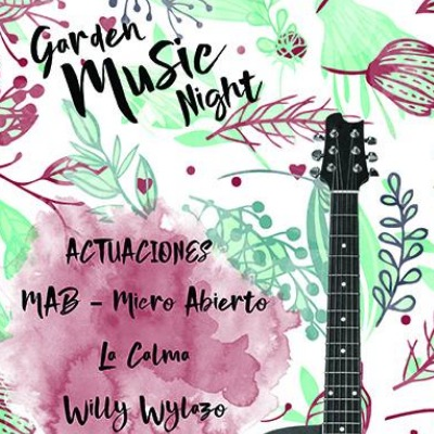 Garden Music Night en Badajoz