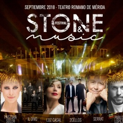 Stone and Music en Mérida