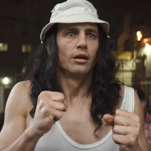 The disaster artist en Cáceres
