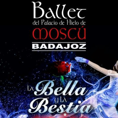 La bella y la bestia on ice en Badajoz