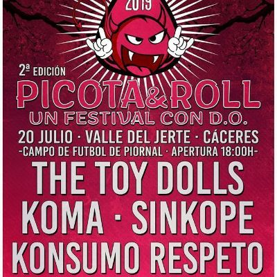 'Picota & Roll 2019' en Piornal